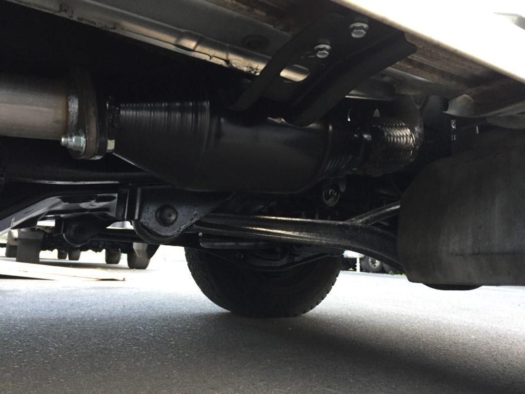 排ガス対策車