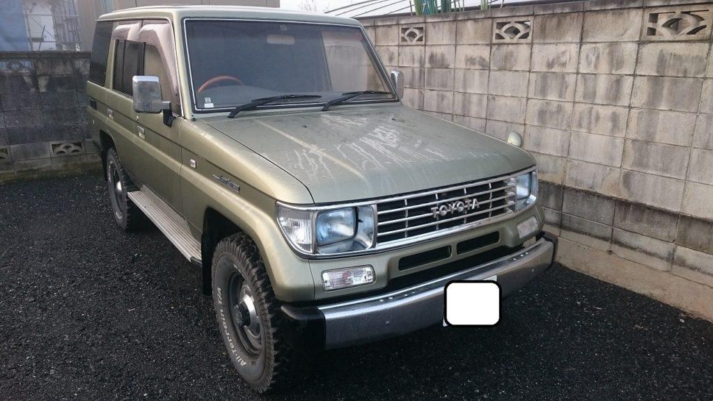 プラド専門店☆買取車両☆