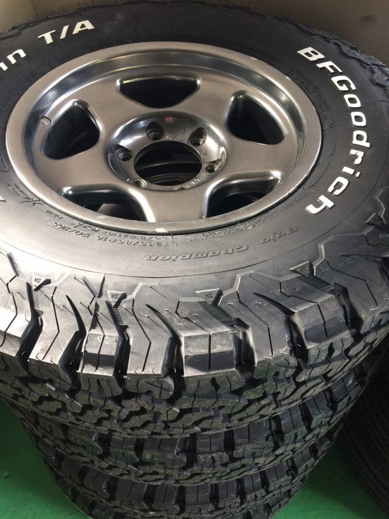 プラド専門店から タイヤの保管方法について