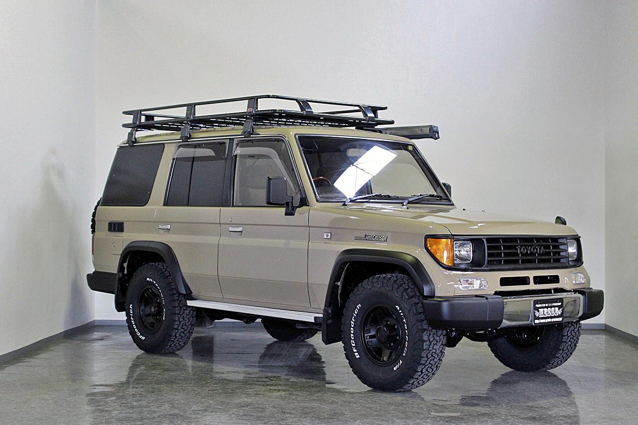 78プラドカスタム中古車神奈川県福田様03