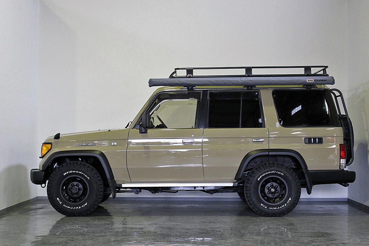 78プラドカスタム中古車神奈川県福田様05