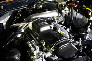 78プラド 1KZ-TE 再生へのアプローチFine Specリビルトベアエンジン