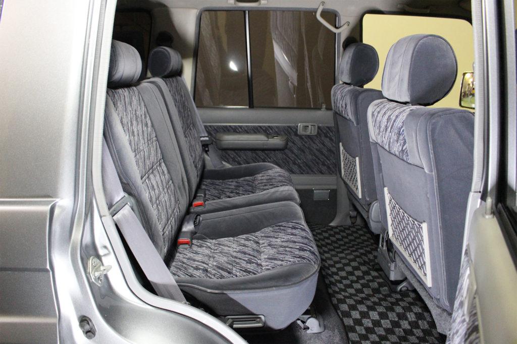 ディーゼル規制対策車ランドクルーザー78プラドカスタム14