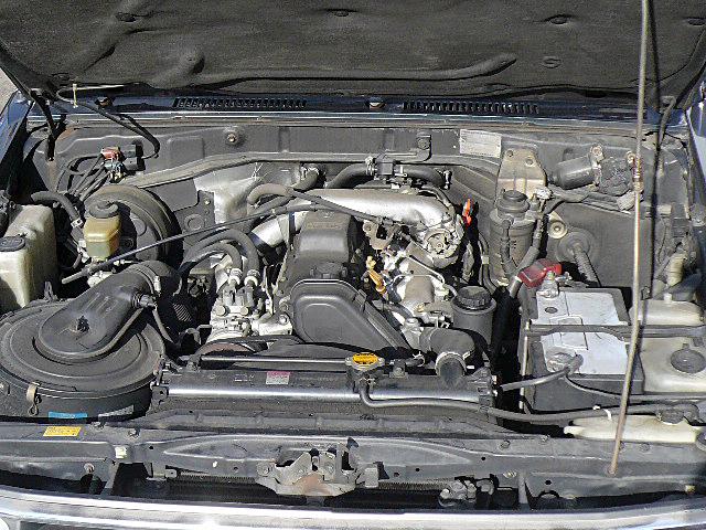 78プラドエンジンデグレザー高圧洗浄01