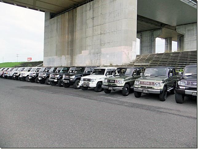 78プラド2013年新潟ミーティング02