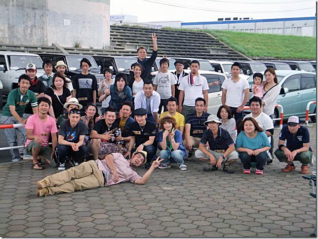78プラド2013年新潟ミーティング27