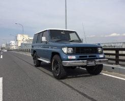 78プラドカスタム中古車東京都新井様01