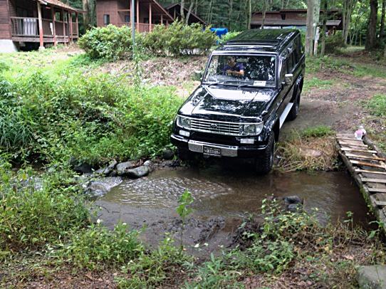 78プラドカスタム中古車栃木県笠井さん02