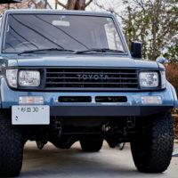 KZJ78プラド排ガス規制対策車東京都小森さん