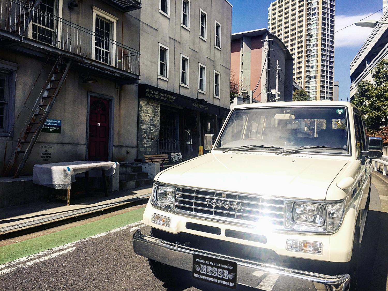 78プラド排ガス規制カスタム中古車東京都小坂さん01