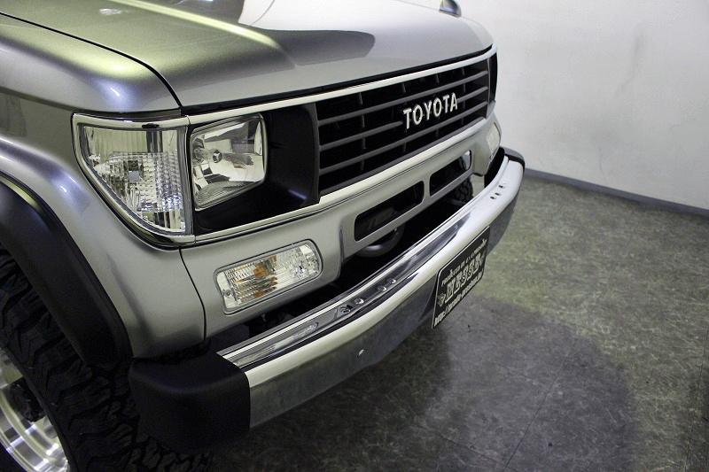 ランドクルーザー78プラドディーゼル規制対策車20200323-107