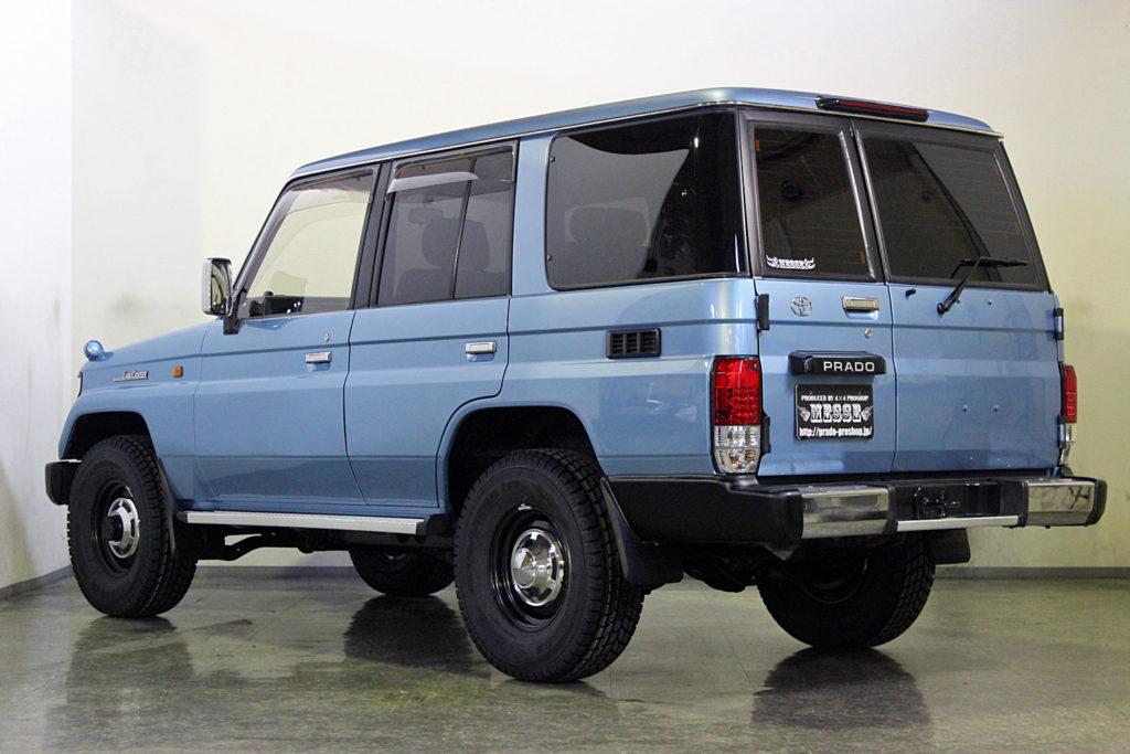 ランドクルーザー78プラドディーゼル規制対策車-2020040905