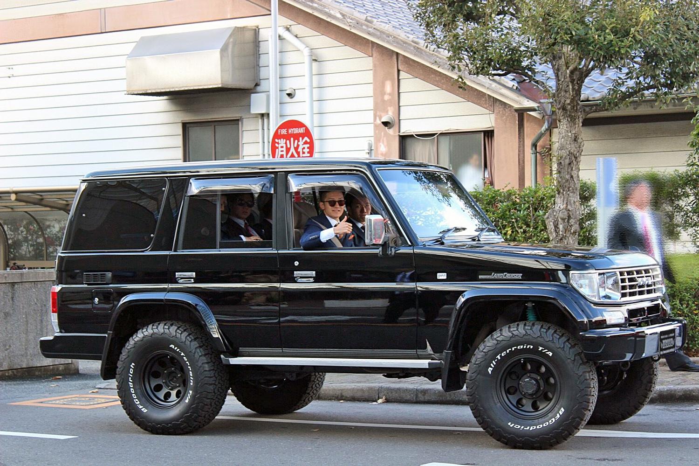 78プラドカスタム中古車長崎県松林さん01