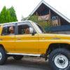 『黄色プラドは最高の宝物』プラドのオーナーとなって運転する楽しさと所有する喜びを日々感じています。