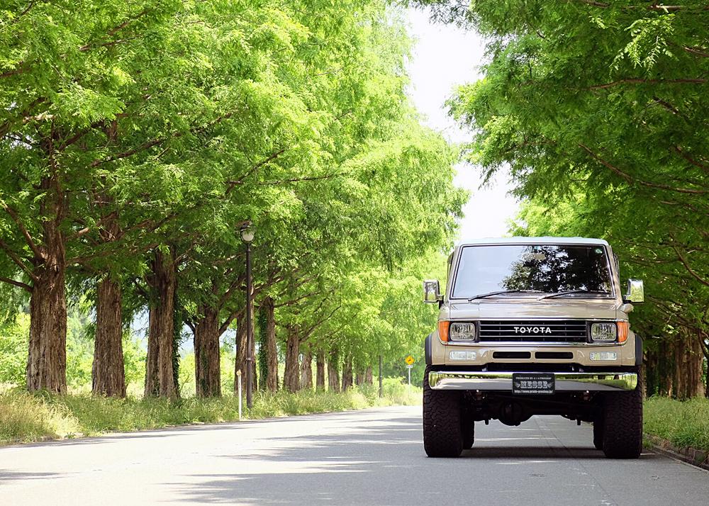 78プラド中古車滋賀県松下さん02