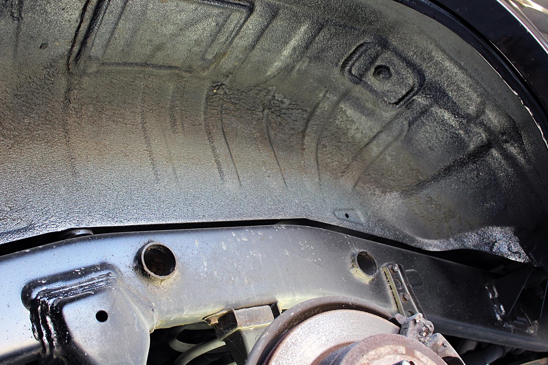 78プラド中古車足回り洗浄4