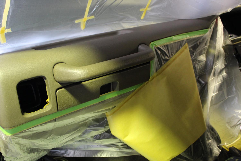 78プラド中古車内装パネルりリペア05