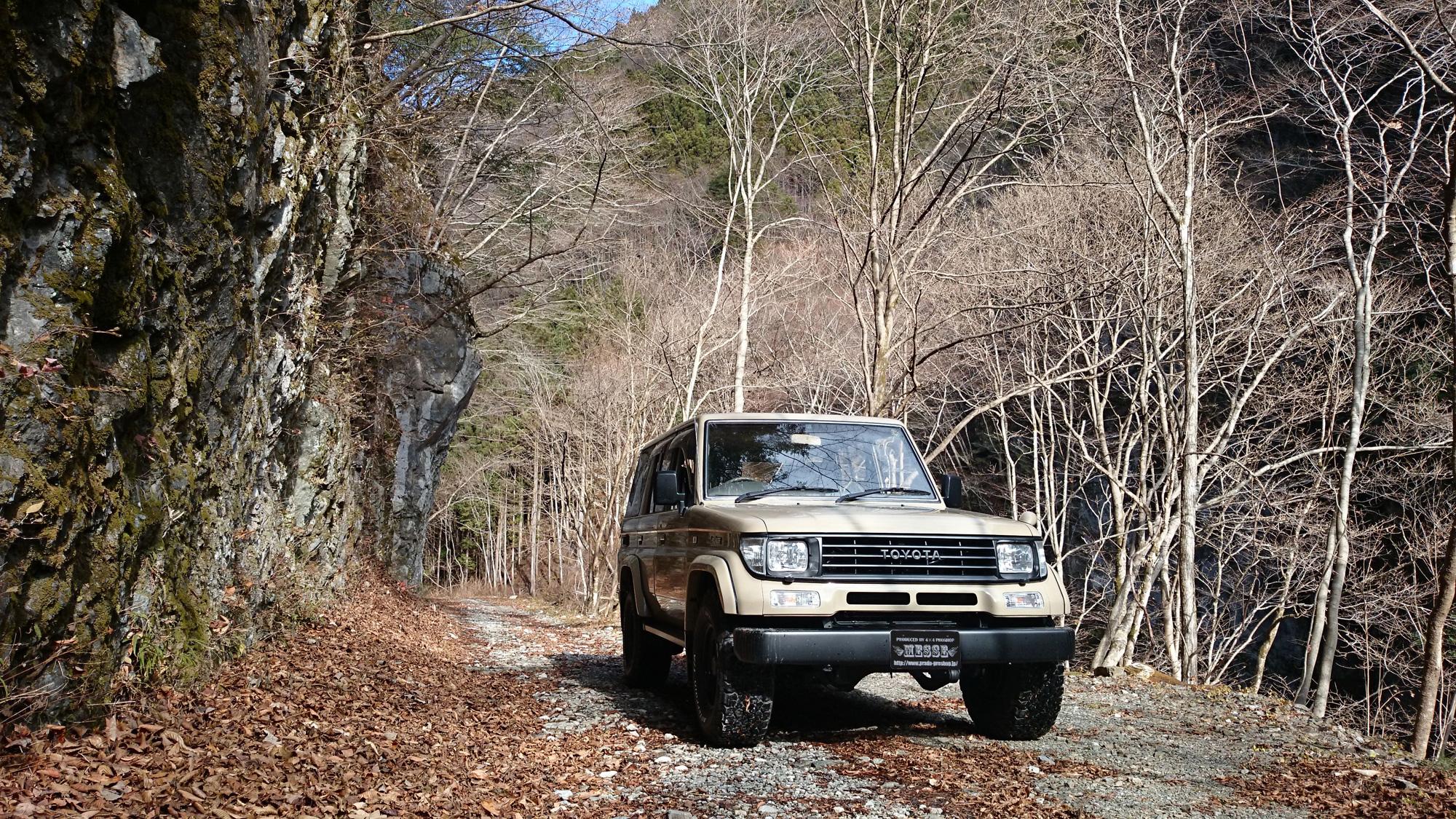 排ガス規制対策車東京都森澤さん