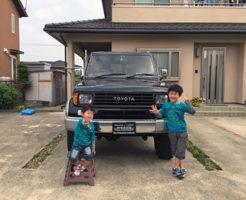 78プラド排ガス規制埼玉県村田さん01