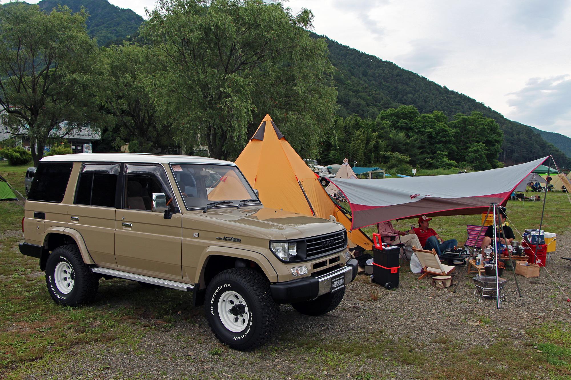 78プラドカスタム中古車千葉県永嶋さん01