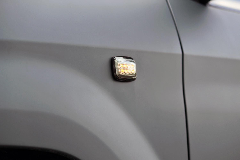 ナロープラド95クラシックパッケージライトスモークLEDサイドマーカー