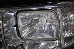 レイブリッグマルチリフレクターヘッドライト