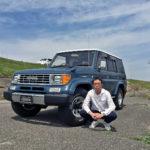 78プラドカスタム中古車愛知県酒井さん01